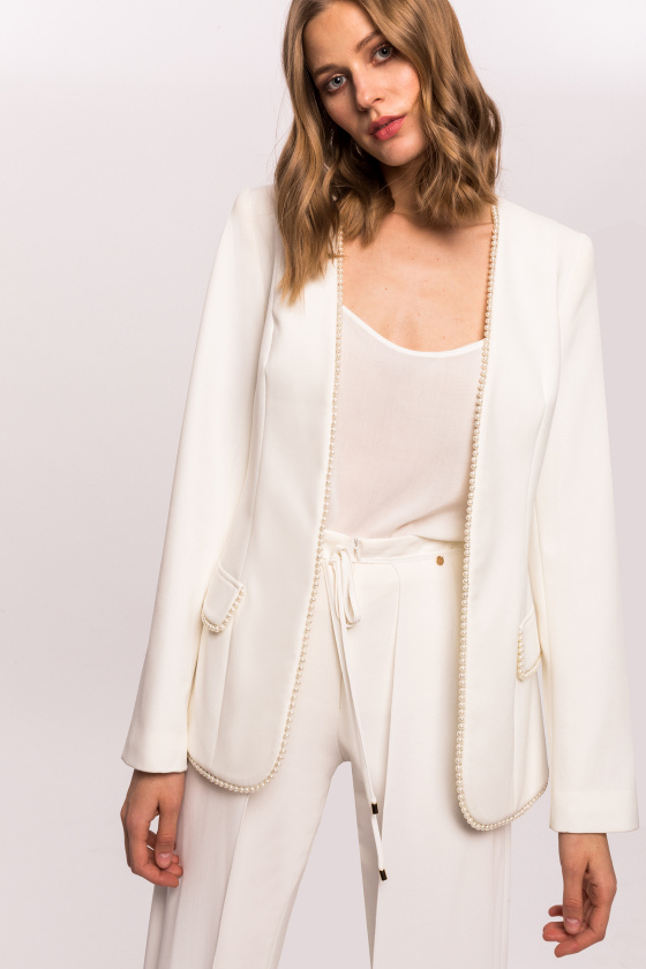 Pearl jaket