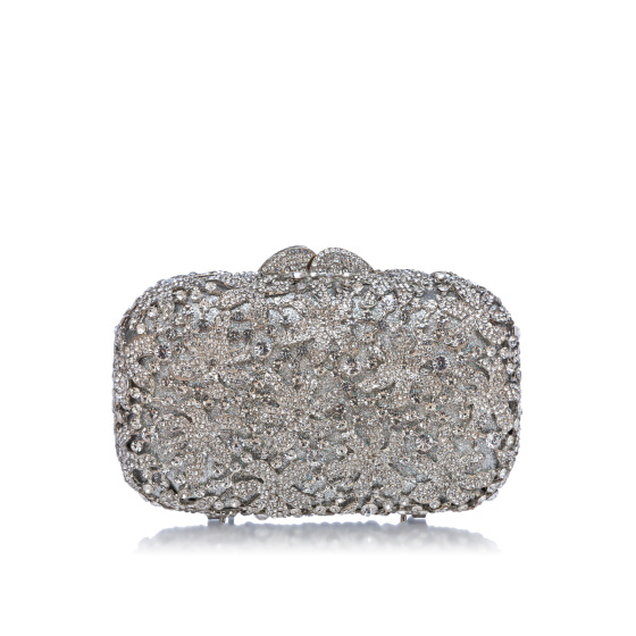 Kopertówka ze szklanymi kamieniami