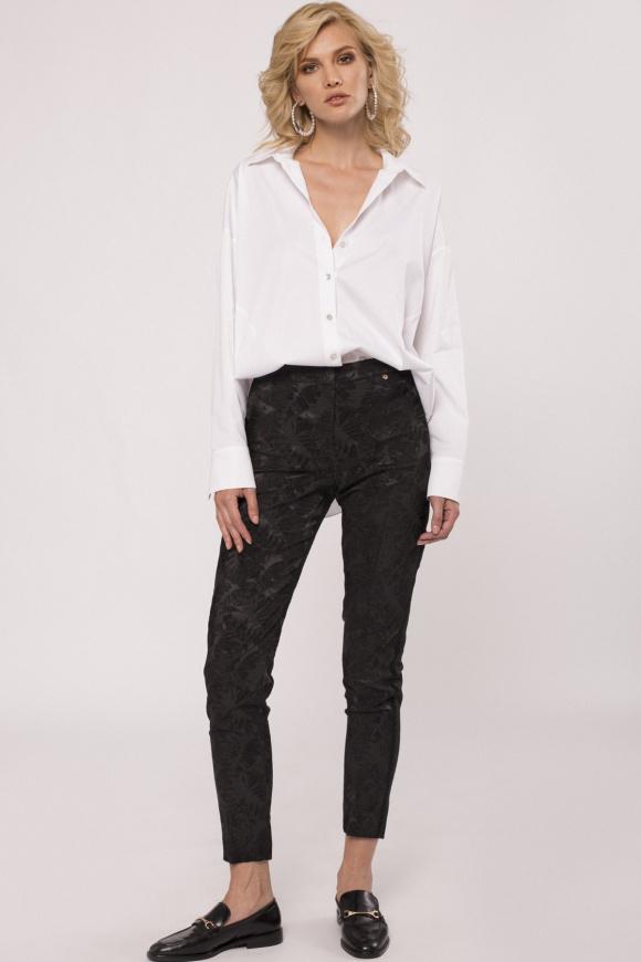 Brokatowe spodnie