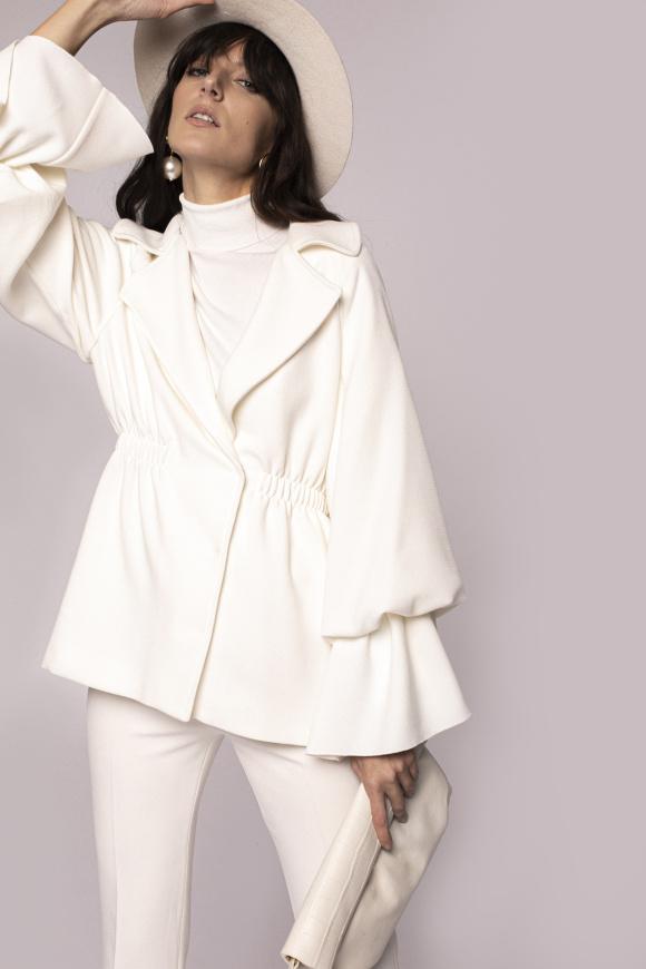 Oversize sleeves jacket
