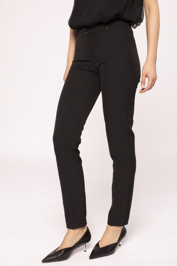 Slim office pants