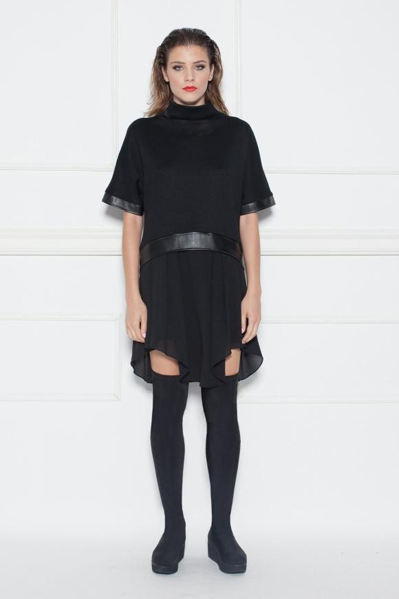 Sukienka dzienna RZ8046