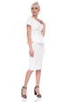 Elegancka sukienka ołówkowa midi