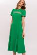 Sukienka z koronkowymi detalami